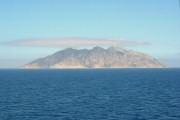 Vista dell'Isola di Montecristo